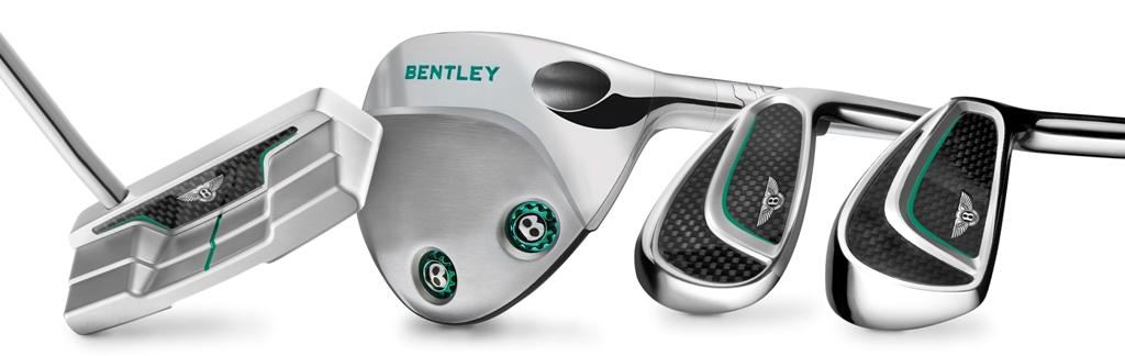 Новая коллекция аксессуаров для гольфа от Bentley