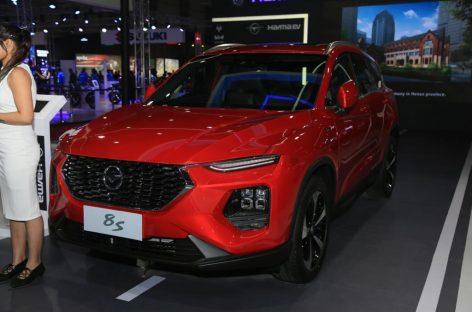 В России ожидается смена «короля дорог»: Бюджетный Haima 8S «угрожает» Hyundai Santa Fe