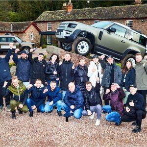 Jaguar Land Rover объявляет победителей конкурса «Продавец года 2019»