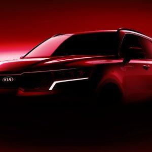 Премьера нового поколения Kia Sorento состоится в Женеве