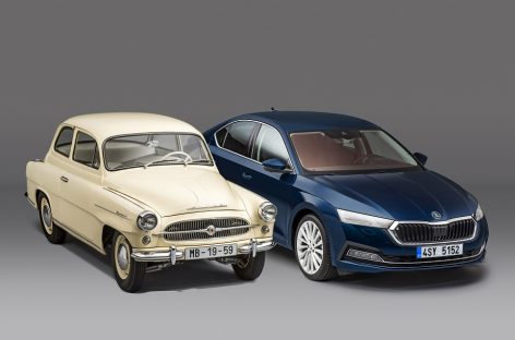 Škoda Auto выпустила семимиллионную Octavia