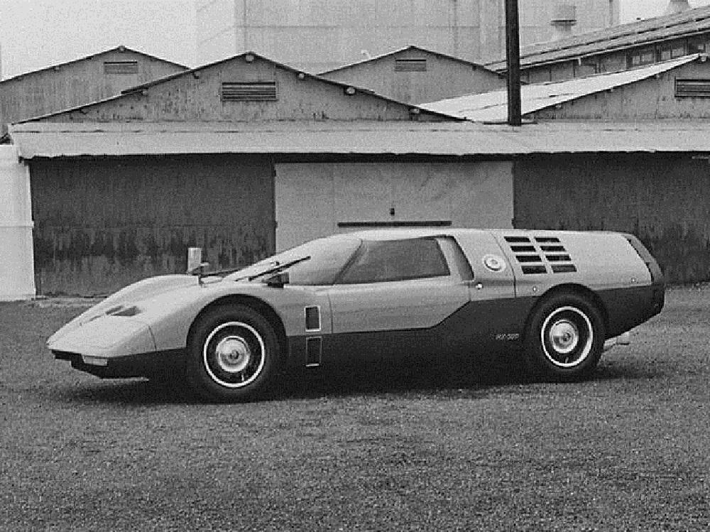Mazda RX500 Concept 1970