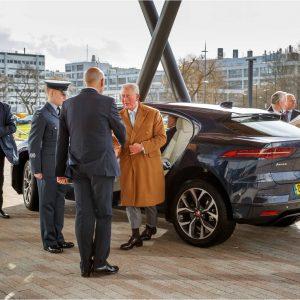 Принц Чарльз открыл национальный центр автомобильных инноваций в Ковентри