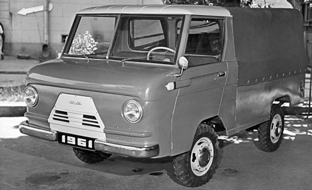 НАМИ-049А 'Целина' 1960