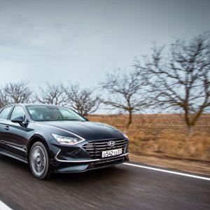 Новая Hyundai Sonata с двигателем 2.0 MPi вышла на российский рынок