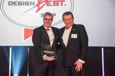 Люк Донкервольке удостоен награды Designbest Award