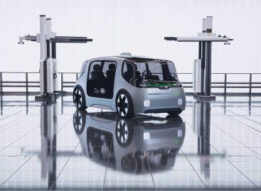 Jaguar Land Rover демонстрирует будущее городской мобильности