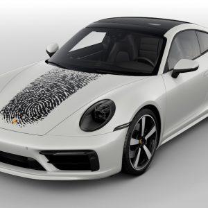 В Porsche разработали инновационный метод прямой печати