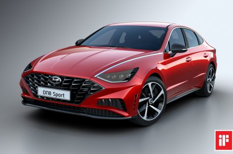Hyundai Motor завоевала серию наград iF Design Award 2020