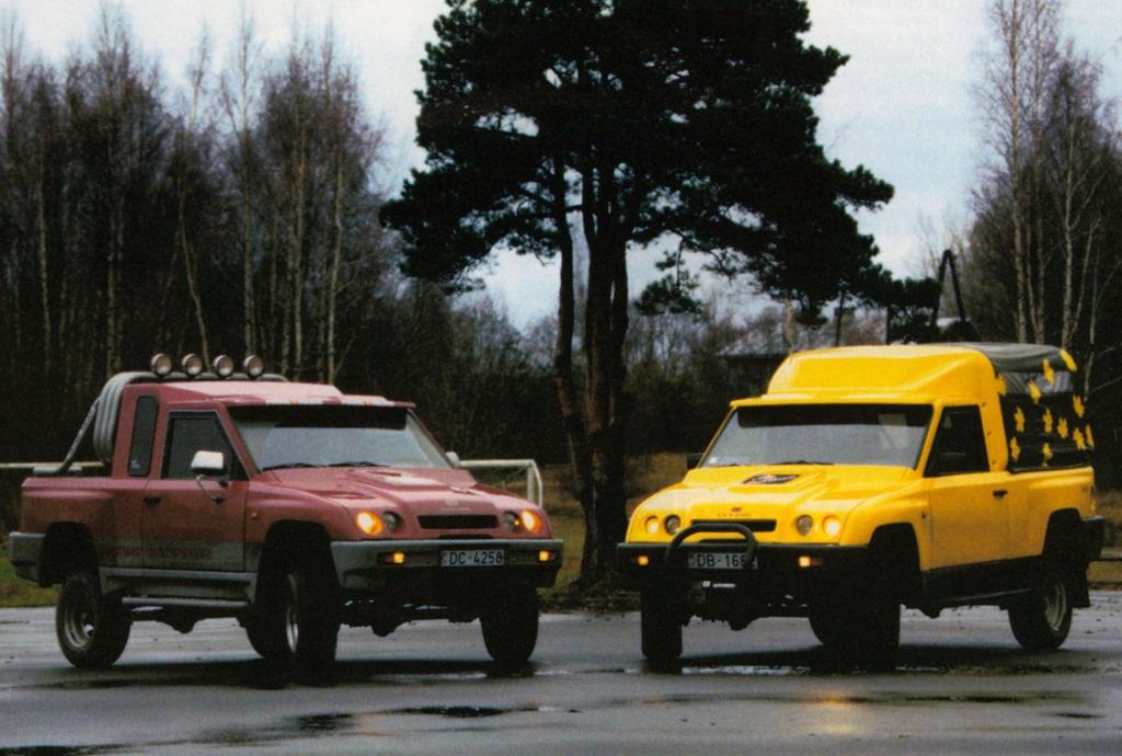 Tantor 1997