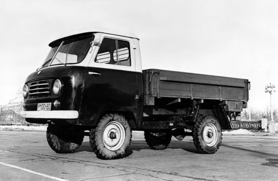 УАЗ-450Д 1958-65