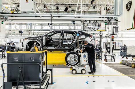 Россия намерена утроить производство легковых автомобилей