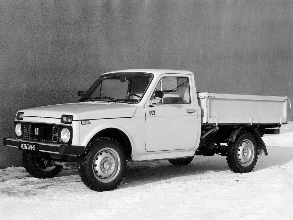 ВАЗ-2302 ФВК Бизон 1993-95