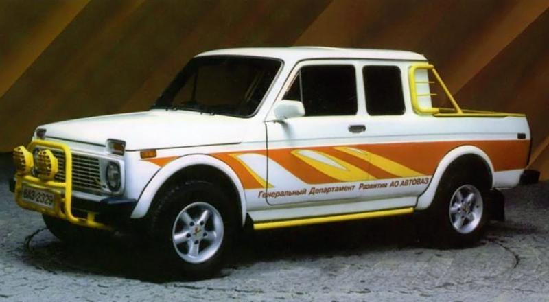 ВАЗ-2329 1997-2009