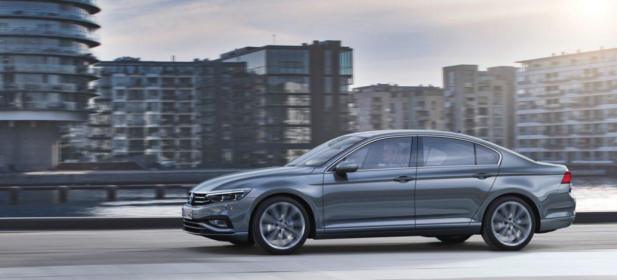 Новый Volkswagen Passat уже в России