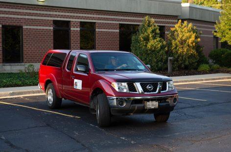 Найден пикап Nissan, который проехал 1,6 миллиона километров