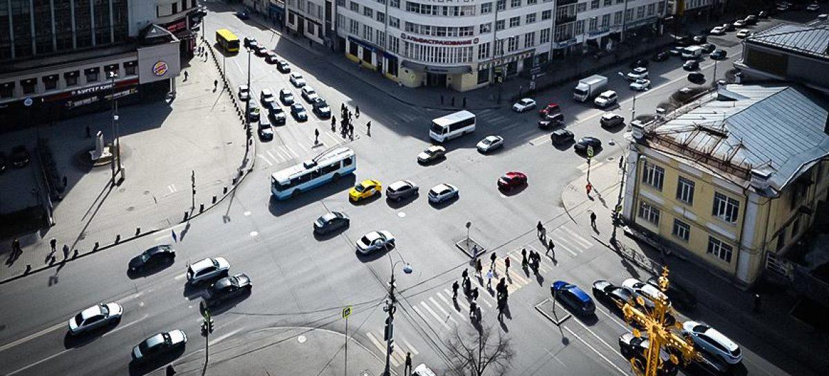 В России появятся перекрестки с искусственным интеллектом