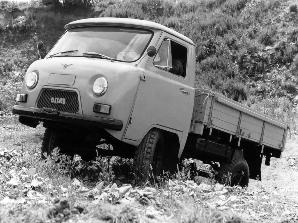 БелАЗ-452Д 1978