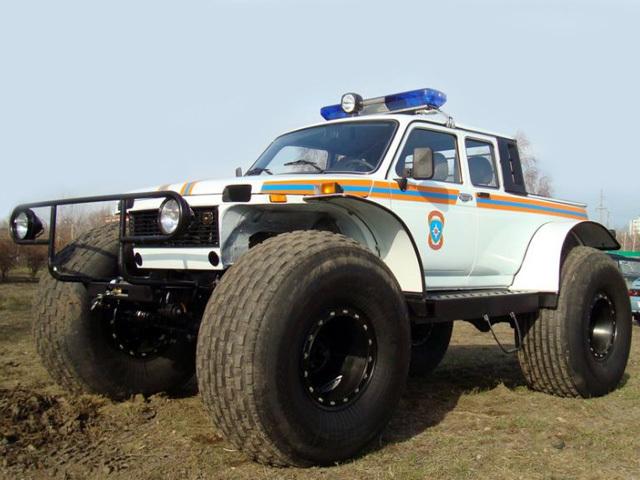 """Бронто-ВАЗ-1922-53 """"Марш"""" 2006"""