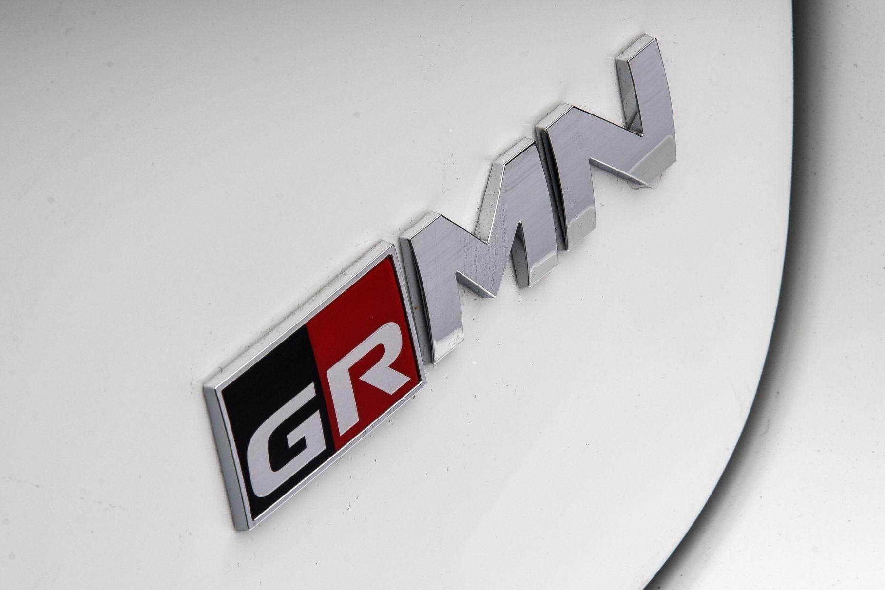 товарный знак GRMN Toyota