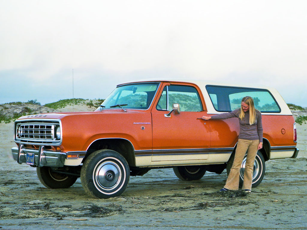 Dodge Ramcharger 1974