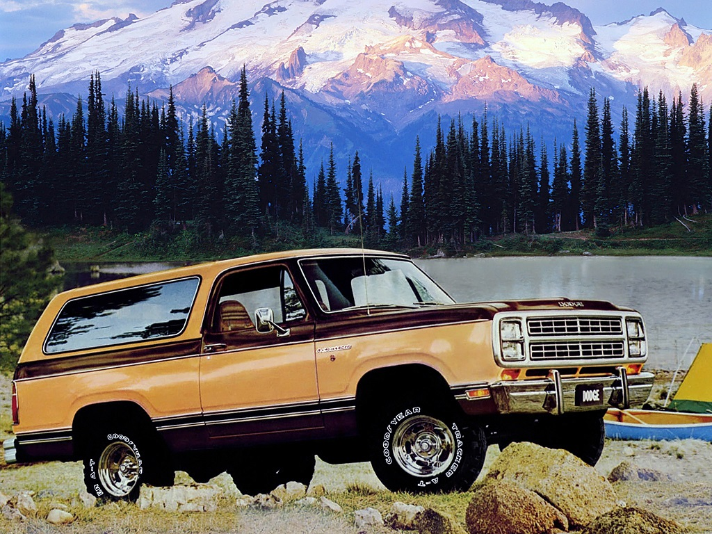 Dodge Ramcharger 1979