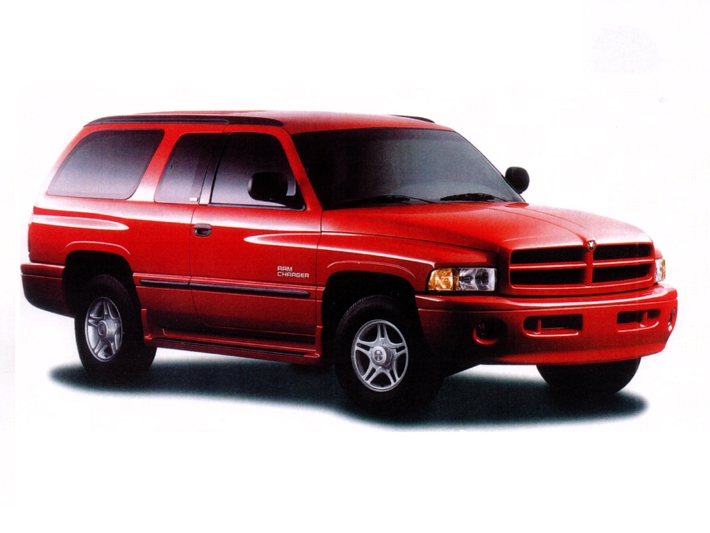 Dodge Ramcharger 1999-01