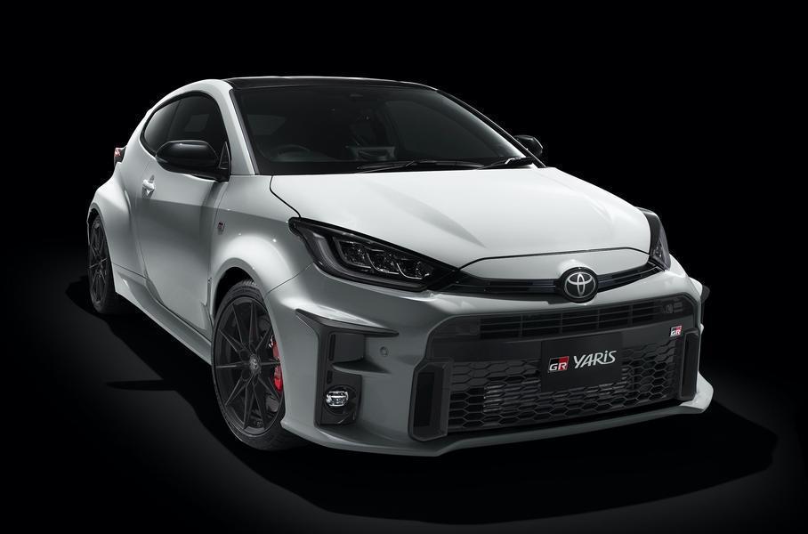 Toyota товарный знак GRMN