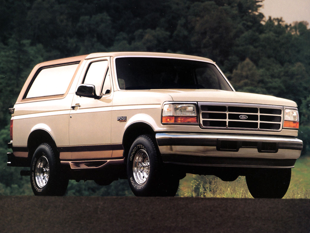 Ford Bronco 1992-96