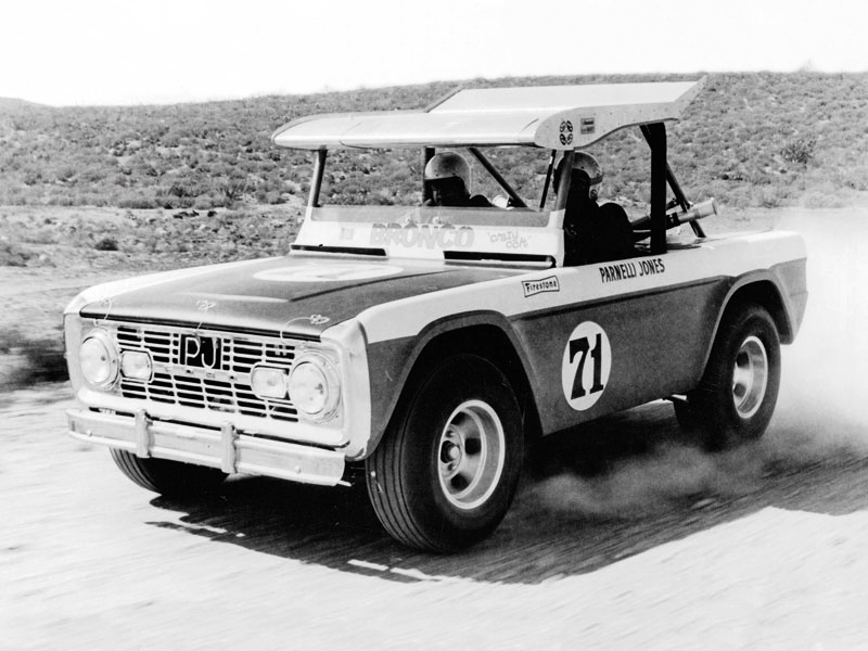 Ford Bronco Big Oly 1971