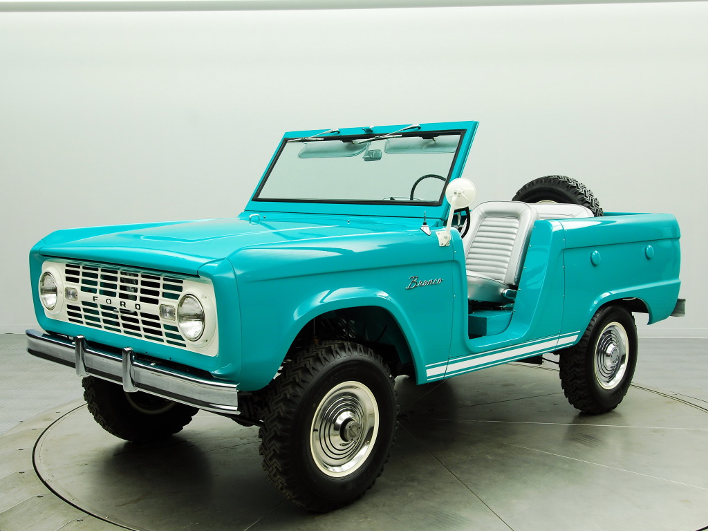 Ford Bronco Roadster 1966