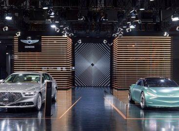 Genesis G90 и Mint Concept завоевали главные призы Good Design Awards 2019