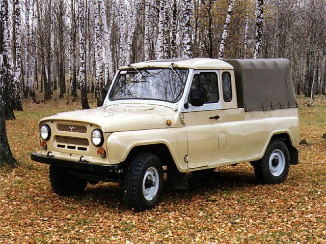 УАЗ-2315 1997