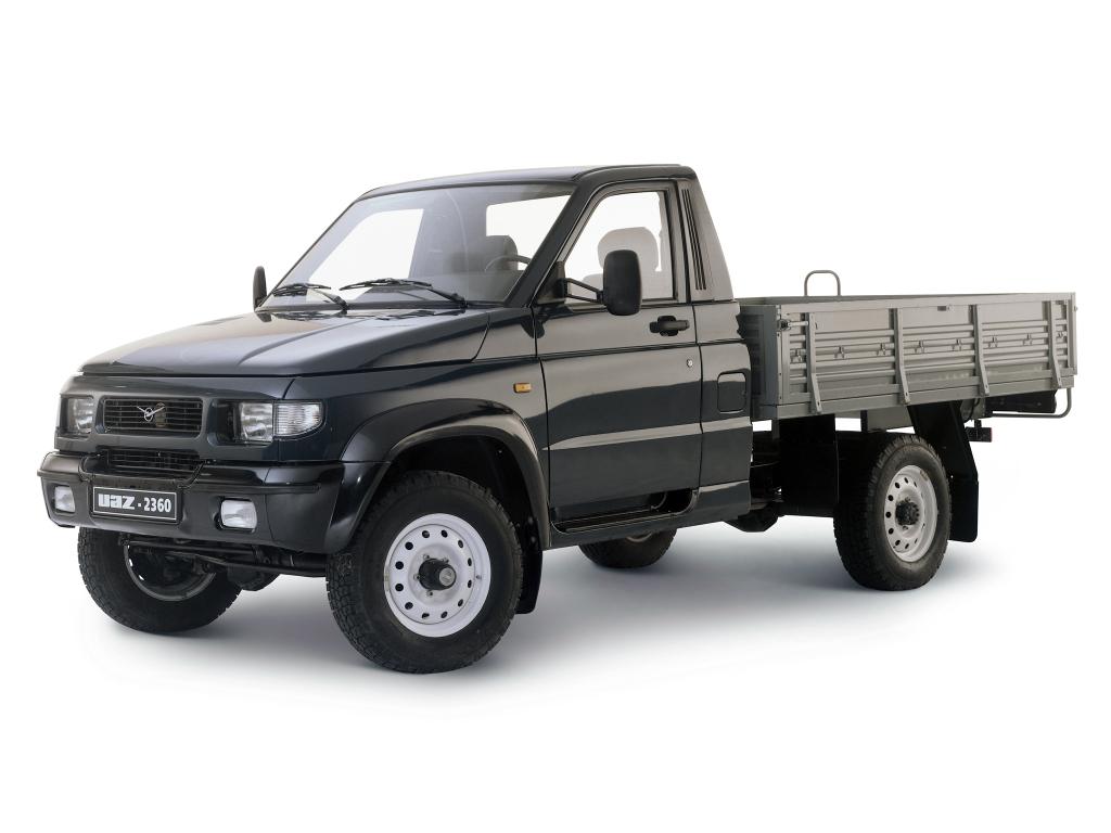 УАЗ-2360 2003-05