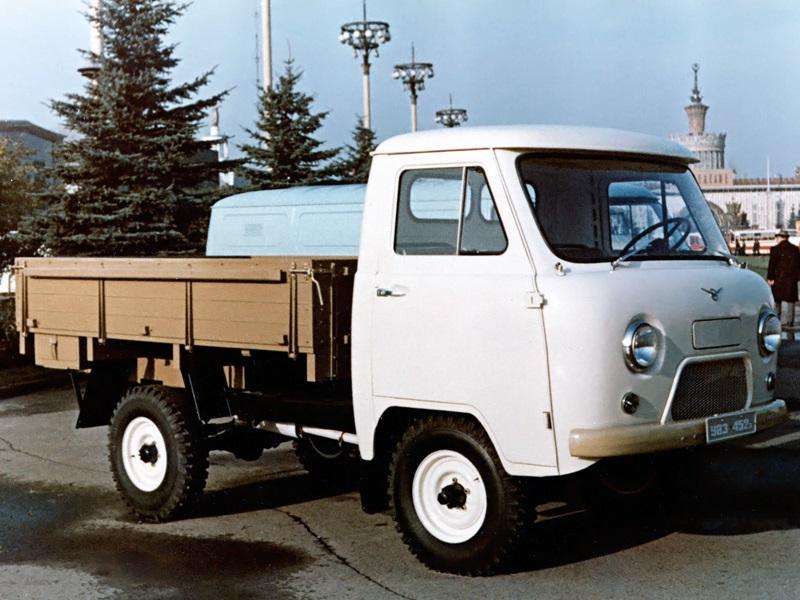 УАЗ-452d 1965-85