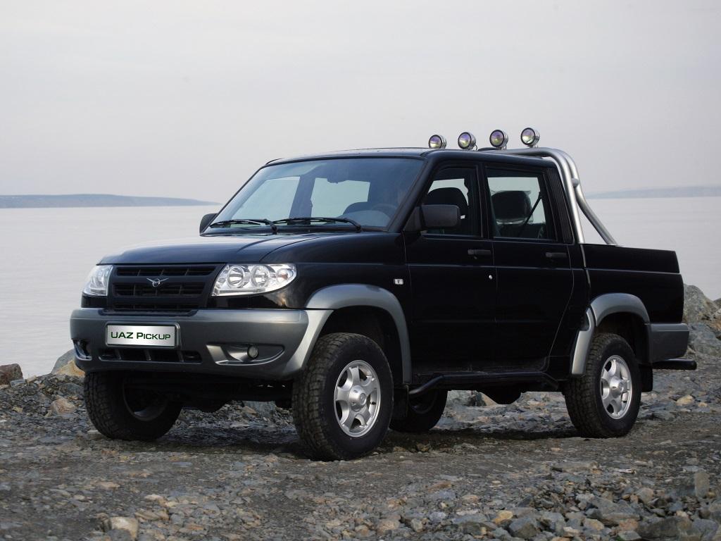 УАЗ Пикап 2008-09