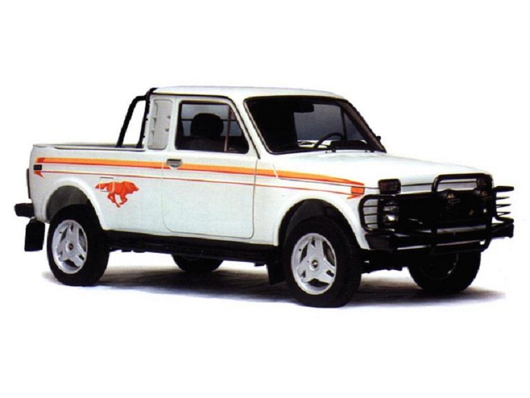 """ВАЗ-2328 """"Нива"""" 1998-99"""