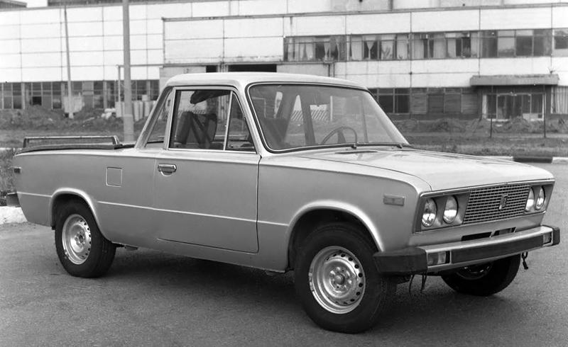 """ВАЗ-2106 """"Турист"""" 1976"""