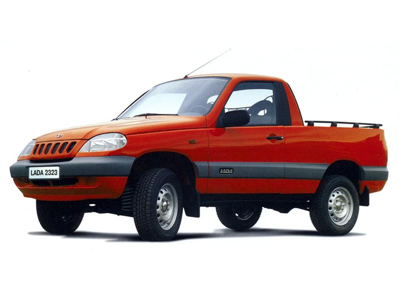 """ВАЗ-2323 """"Нива"""" Прототип 1999"""