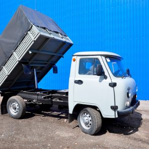 Самосвал УАЗ СГР доступен для заказа