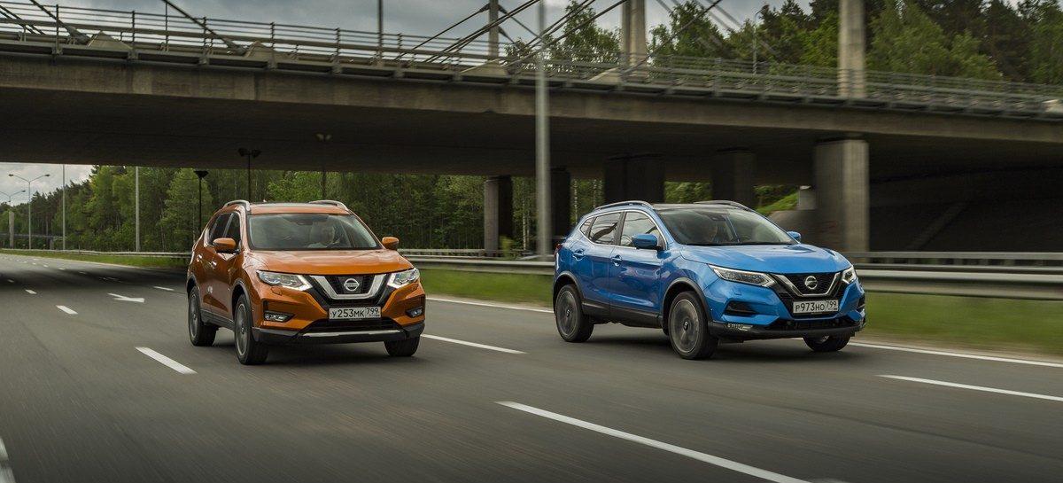 Две модели Nissan попали в ТОП-15 самых продаваемых автомобилей в России