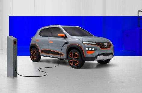 Бюджетный Renault Kwid доберется до Европы под другим брендом