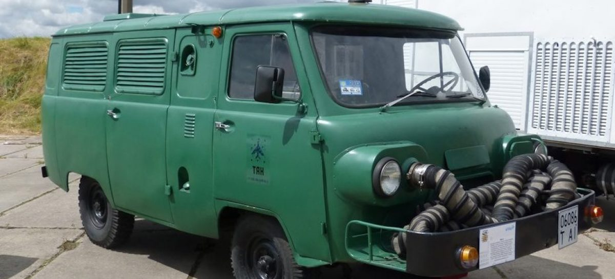 УАЗ рассказал о «Буханке» с двигателем от самолета