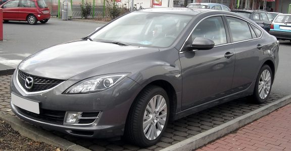 Mazda 6 GH1 2007