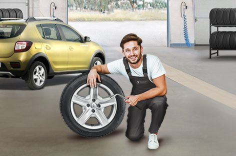 Renault Россия начинает сезонную сервисную кампанию