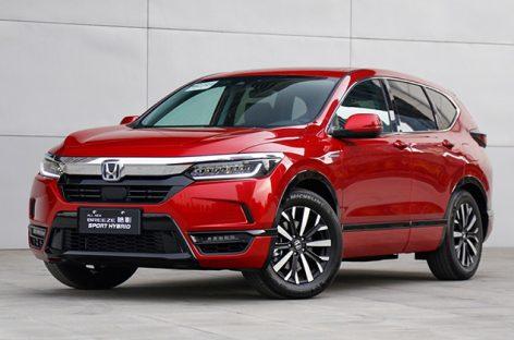 Новый кроссовер Honda Breeze ставит рекорды продаж
