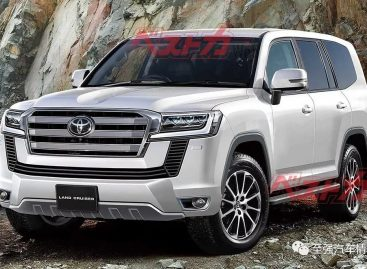 Премьеру нового Toyota Land Cruiser 300 перенесли