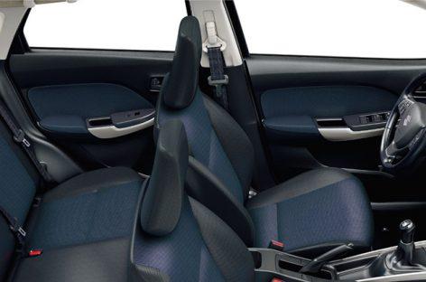 Suzuki выпустила новую модификацию Baleno