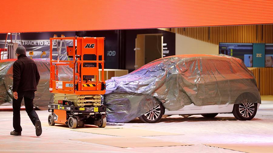 Сворачивание подготовки Женевского автосалона