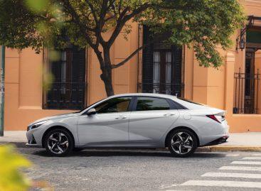 Hyundai Motor представила новое поколение модели Elantra